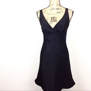 Oleg Cassini Silk Cocktail Dress 2 @